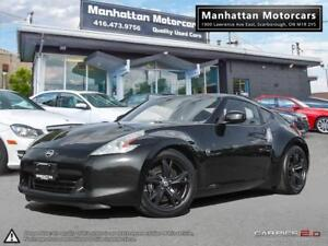 2011 NISSAN 370Z COUPE |6 SPEED|BLUETOOTH|NOACCIDENT|NEW TIRES