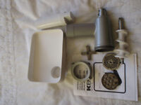 Kenwood Chef Mincer Attachment A920 with instructions