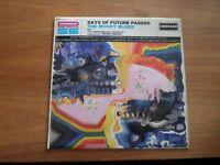 VINYL LP MOODY BLUES - DAYS OF FUTURE PAST LP £25 1967 DERAM MONO