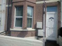 Southville. 2 bed garden flat. Victorian terrace.