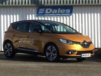 Renault Scenic 1.6 dCi Dynamique S Nav 5dr (honey yellow) 2016