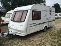2 BERTH 2003 COMPASS CORONA WITH END BATHROOM MORTOR MOVER AND AWNING WE CAN DELIVER PLZ VIEW