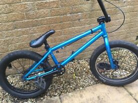 """BMX 18"""" mad main from Mafia Bikes. purchased 4 months ago (Paid £225) Some scratches as you'd expect"""