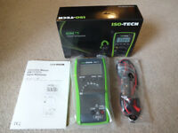 Iso-tech IDM 71 Digital Multimeter - Voltage, Resistance