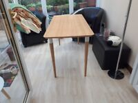 Wishing to sell an ikea table/desk. Ideal for dining or for studying at.