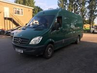 Mercedes Sprinter 311 Cdi Lwb 2007..Full Mot.. 1 Owner..Starts & Drives 100%.. Bargain £2395..No Vat