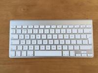 Apple Wireless Keyboard (battery powered)