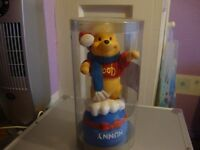 winnie the pooh tree topper or free standing unused