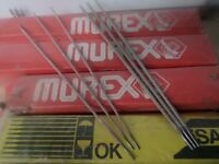 MUREX VODEX WELDING ELECTRODE RODS