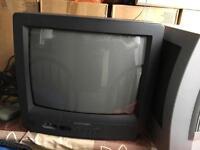 """14"""" Mitsubishi TV"""
