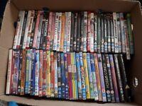 80 mixed DVD's inc box sets