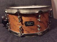 "SJC Custom ""Gun"" Snare Drum"