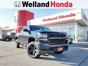 2016 Chevrolet Silverado 1500 V8|ONE OWNER|4X4|TONNEAU COVER|