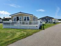 Holiday home lodge caravan Widemouth Bude Cornwall