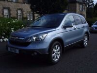 2007 Plate Honda CRV 2.2 CDTI ES - Diesel - FSH - Low Mileage