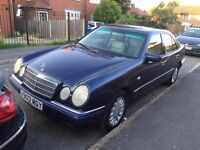 MERCEDES E 300 TD ,AUTOMATIC ,,,,REMOTE CENTRAL LOCKING,, SOLID CAR