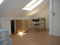 091T-WEST KENSINGTON- DOUBLE MODERN STUDIO FLAT, FULLY FURNISHED, BILLS INCLUDED - £190 WEEK
