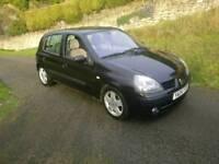 Renault Clio privilege long mot full history 1.4