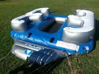 inflatable 4 seater FLUID