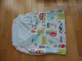 Gro to Bed Cot Bed Set