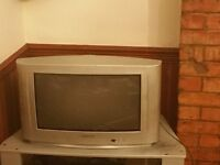 Old 32 inch Samsung TV for Free!