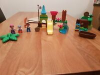 LEGO DUPLO – Jake and the Never Land Pirates -2 SETS - EXCELLENT CONDITION - £10