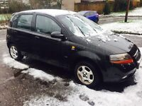 2005 05 Chevrolet kalos 1.4 only £120