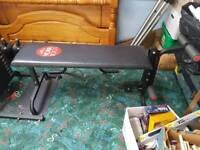 York 1001 weights bench