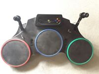 Guitar Hero Drum Kit xbox 360 complete (might work)