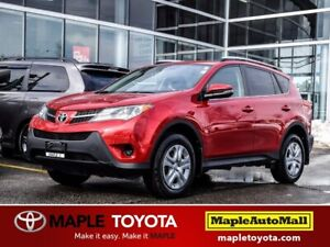 2015 Toyota RAV4 LE AWD BACKUP CAMERA HEATED SEATS