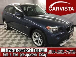 2012 BMW X1 xDrive28i -NAV/SUNROOF/AWD-