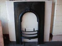 antique fire grate
