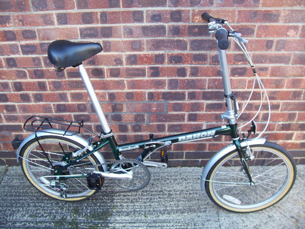 Dahon Quot Boardwalk Quot Folding Bicycle In Great Condition Not