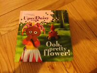 In The Night Garden Upsy Daisy Book