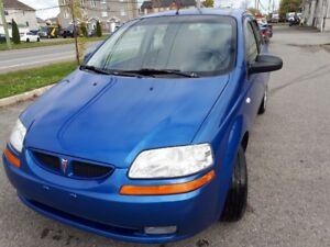 Pontiac Wave 2007 SE Blue