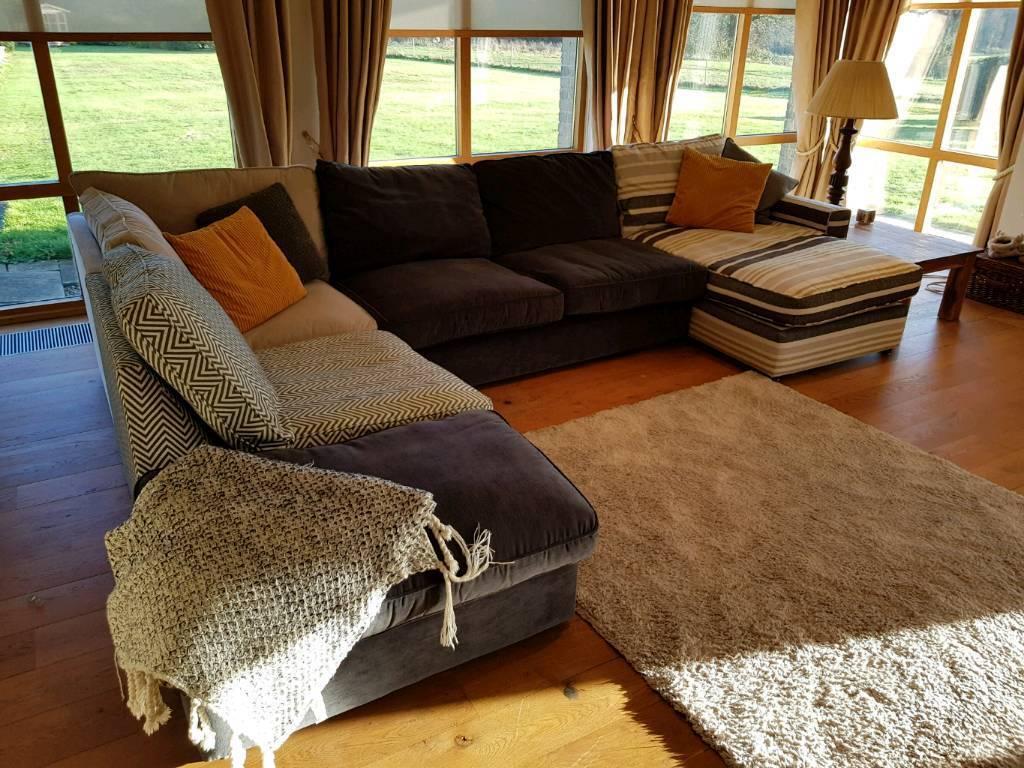 Very Large Modular Corner Sofa In Norwich Norfolk Gumtree