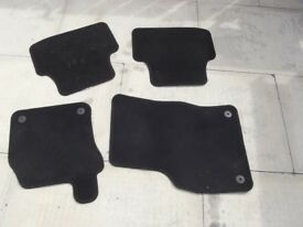 Car mats to fit Skoda Octavia (from 2015 model) originals vgc