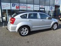 2009 59 DODGE CALIBER 2.0 SXT CRD 5d 139 BHP **** GUARANTEED FINANCE ****