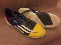 Adidas Messi F10 trainers uk size 4.5