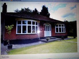 FOR SALE 2 BED Bungalow with Barns & Outbuildings