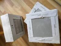 3x Johnson Porcelain Floor Tiles - colour Granite Natural