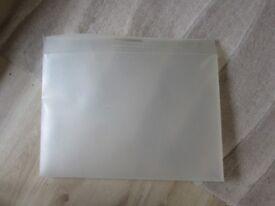 Art folder A6 plastic