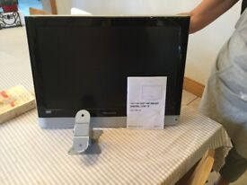 HD ready, digital LCD TV