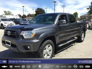 2015 Toyota Tacoma V6 | NO ACCIDENTS | ONE OWNER | LOCAL |