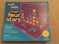 Smiggle Four Star Game ..... fun childs board game