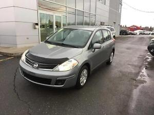 2010 Nissan Versa 1.8S/BAS MILLAGE/AUTOMATIQUE/AIR CLIMATISÉ