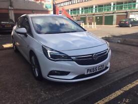 Vauxhall Astra 1.4 petrol 150bhp