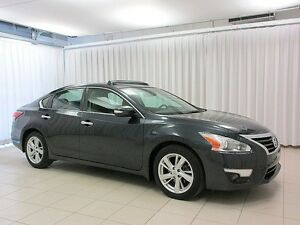 2014 Nissan Altima SL PURE DRIVE SEDAN
