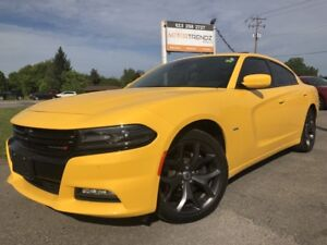 2017 Dodge Charger R/T Absolutely Loaded R/T with NAV, Sunroo...