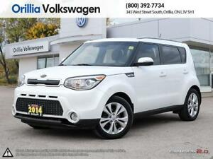 2014 Kia Soul NEW FRONT BRAKES/CLEAN CARPROOF/ONE OWNER